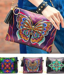 Special Shaped Diamond Painting Wallet