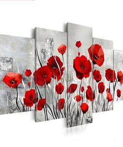 Flowers Multi-picture Diamond Embroidery Painting