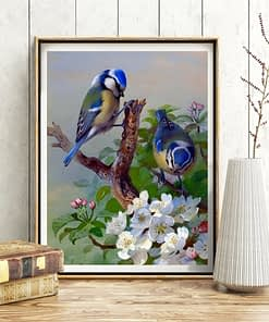 Birds 5D Diamond Painting