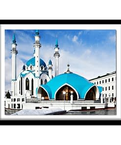 Mosque Diamond Painting
