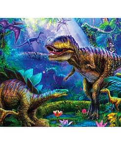 5D Diamond Painting Dinosaurs