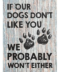 5D DIY Dog Quotes Diamond Painting
