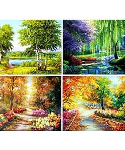 Scenic Diamond Painting