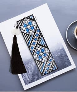 Bookmark Diamond Embroidery Painting