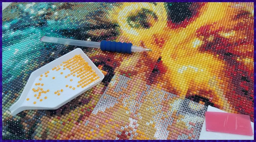 Diamond Painting Instruction