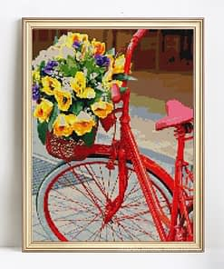 Bicycle Diamond Painting