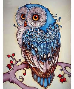 Owl Diamond Painting
