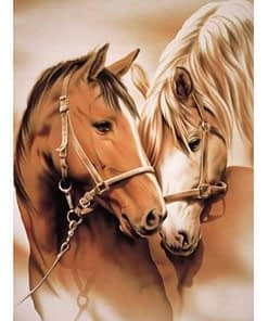 Horse Diamond Painting