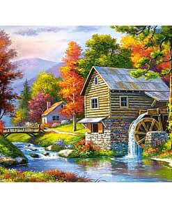 Landscape Diamond Painting
