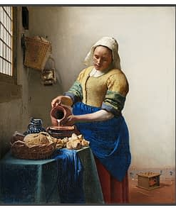 The Milkmaid Diamond Painting