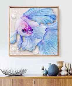 Fish 5D Diamond Embroidery
