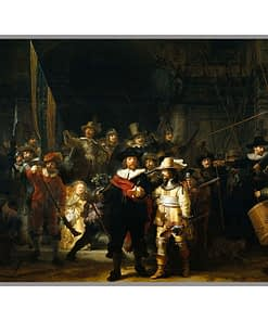 The Night Watch Diamond Painting