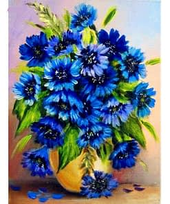 Cornflower Diamond Painting