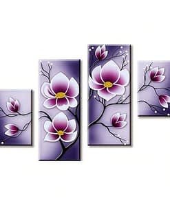 Orchid Diamond Painting
