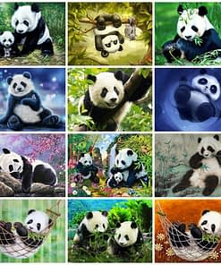 Panda Diamond Painting