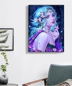 Fairy 5D Diamond Painting