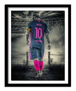Messi Diamond Painting