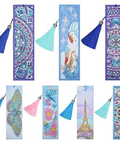 Special Shaped Diamond Painting Bookmarks