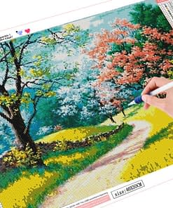 Spring Diamond Painting