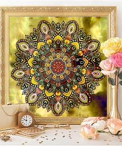 5D Diamond Painting Mandala Kits