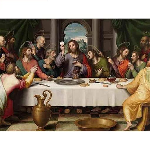 5D DIY The Last Supper Diamond Painting