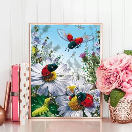Insect Diamond Painting