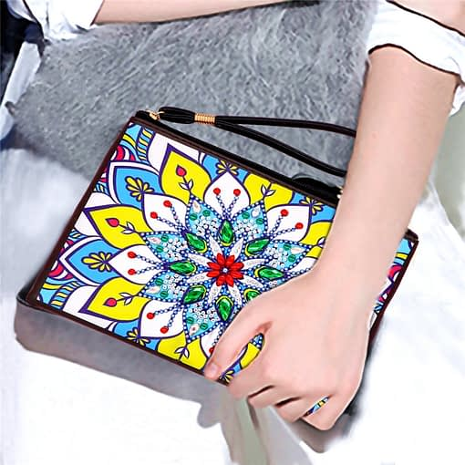 Diamond Painting Wallet For Women