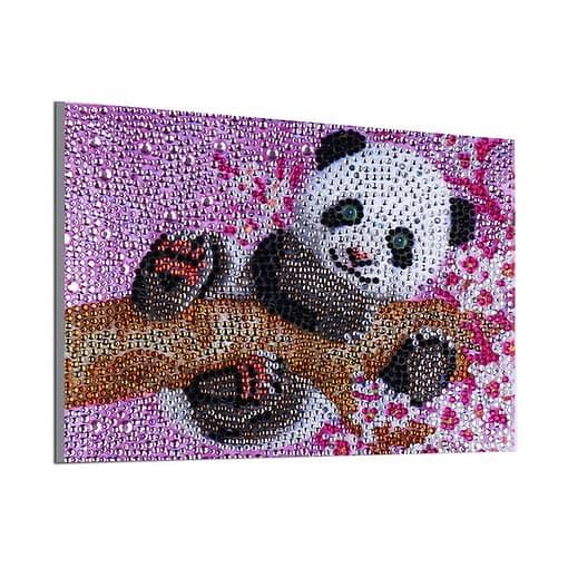 5D Diamond Painting Panda