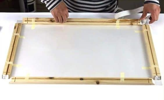 Frame Your Diamond Painting With Stretcher Bars
