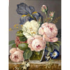 Flowers in a Vase Diamond Painting