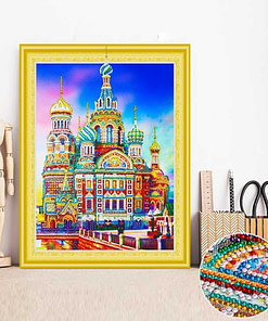 Cathedral Diamond Painting