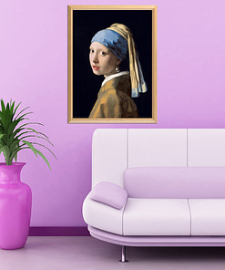 Girl With A Pearl Earring Diamond Painting