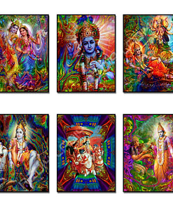 Lord Krishna Diamond Painting