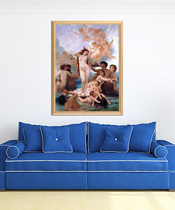 The Birth of Venus Diamond Painting